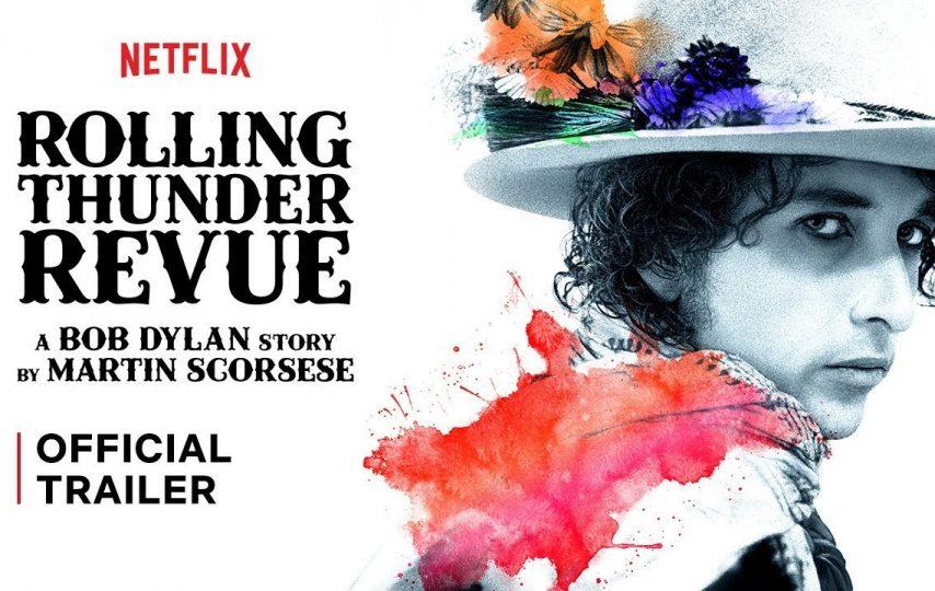 Resultado de imagen para Documental Rolling Thunder Revue en Netflix