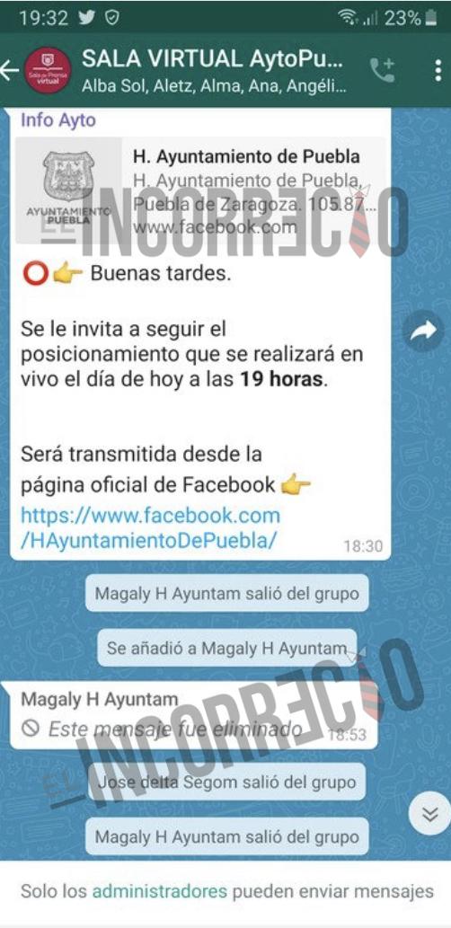 Magaly captura